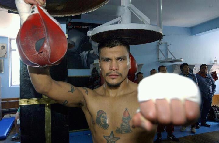Daniel Ponce de Leon apoya el box en los Angeles.