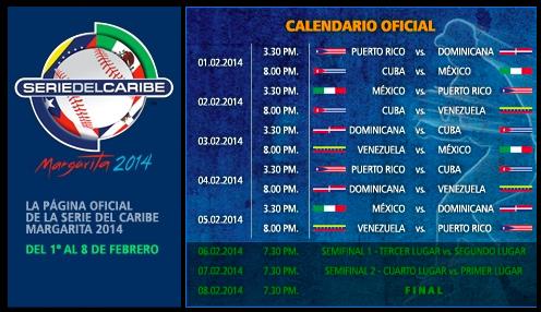 Calendario_Serie_Caribe2014