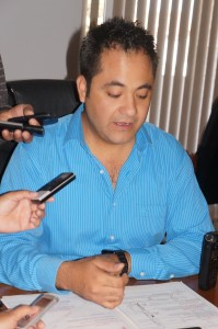 LUIS CHAPA ZAMARRON, JEFE DE TRÁNSITO