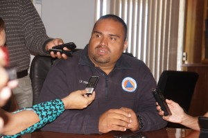 LUIS FERNANDO RGUEZ, TITULAR DE PROTECCION CIVIL