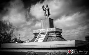 Estatua Cuauhtémoc