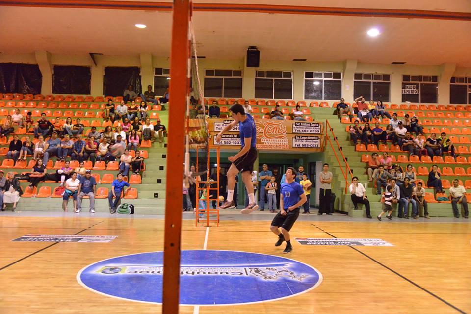 Volibolistas  esperan   torneo Primera copa  , apra medir  su nivel.
