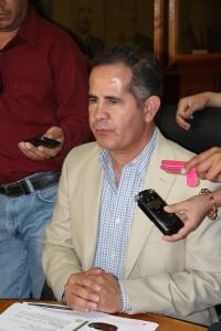 Luis Carlos Rojo%2c director de Fomento Económico