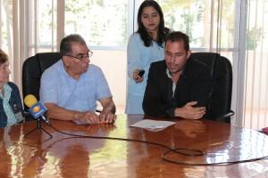 TITULAR DE CULTURA INVITA A PRESENTACIÓN DE LARGOMETRAJE